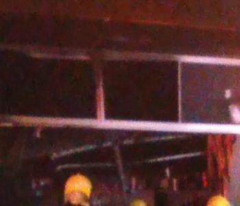 Incêndio em loja popular no centro de Itapoá